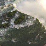 Drone over Niagara Falls